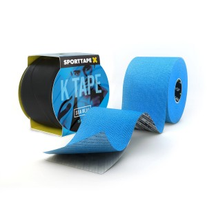 SPORTTAPE K TAPE Blue Extra Sticky kinesiology