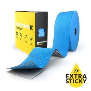 SPORTTAPE Blue 22m kinesiology taping